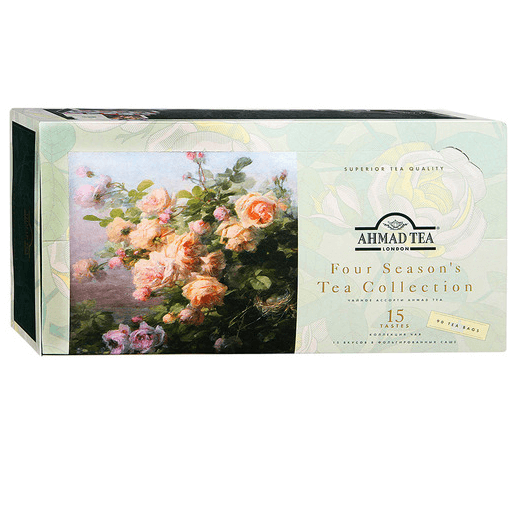 купить Ahmad Four Season's Tea Collection 90 пак.