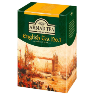 Ahmad Tea English Tea №1 100г