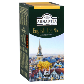 Ahmad Tea English №1 25 пак.