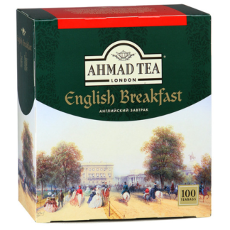 Ahmad Tea English Breakfast 100 пак.
