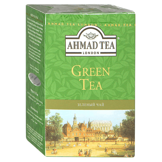 купить Ahmad Tea Green Tea 200г