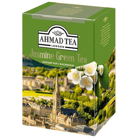 купить Ahmad tea Jasmine Green tea 200г