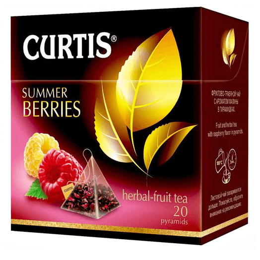 купить Curtis Summer Berries 20 пак.