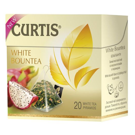 купить Curtis White Bountea 20 пир.
