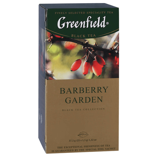 купить Greenfield Barberry garden 25 пак.