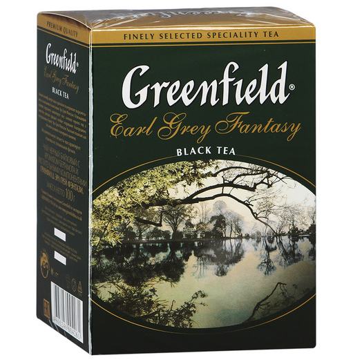 купить Greenfield Earl Grey Fantasy 100г