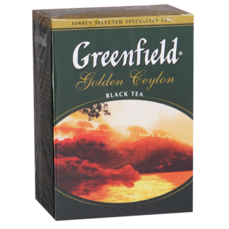 Greenfield Golden Ceylon 100г