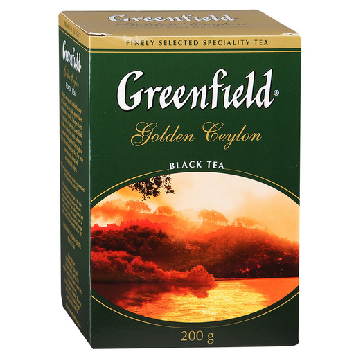 купить Greenfield Golden Ceylon 200г