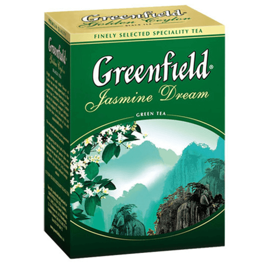 купить Greenfield Jasmine Dream 100г