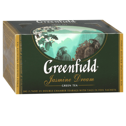 купить Greenfield Jasmine Dream 25 пак.