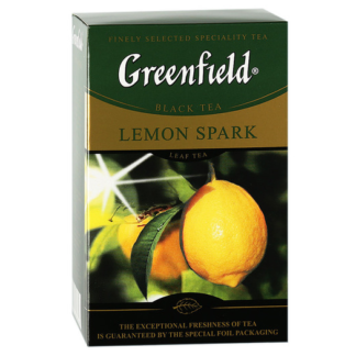 Greenfield Lemon Spark 100г