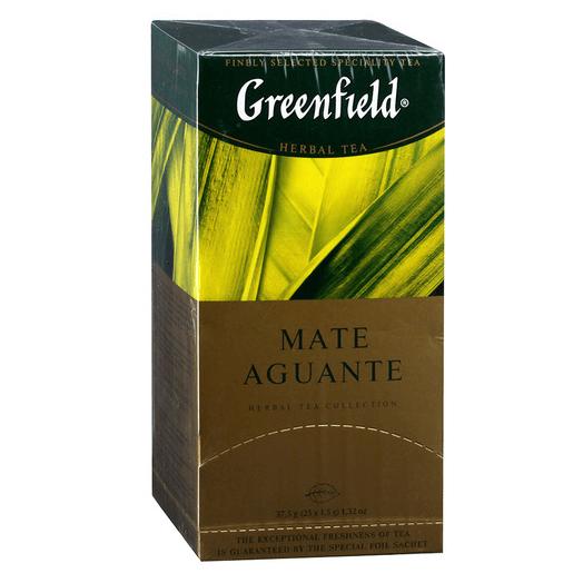 купить Greenfield Mate Aguante 25 пак.