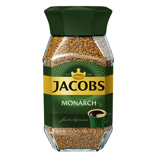 купить Jacobs Monarch 190г