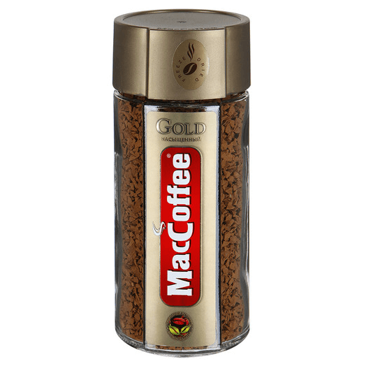 купить MacCoffee Gold 100г