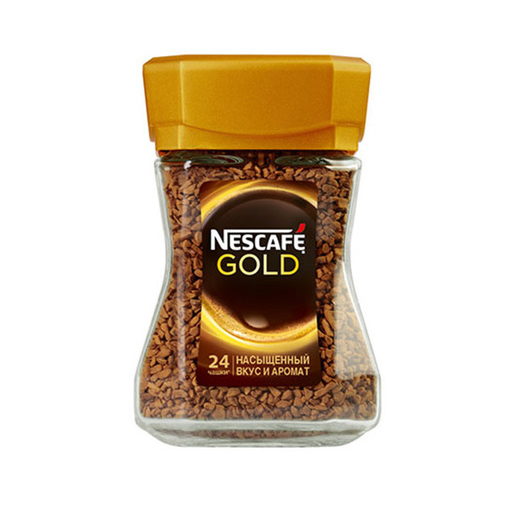 купить Nescafe Gold 47г
