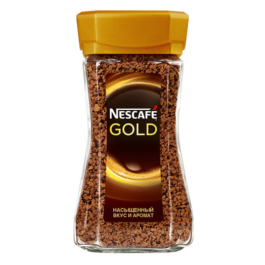 купить Nescafe Gold 95г