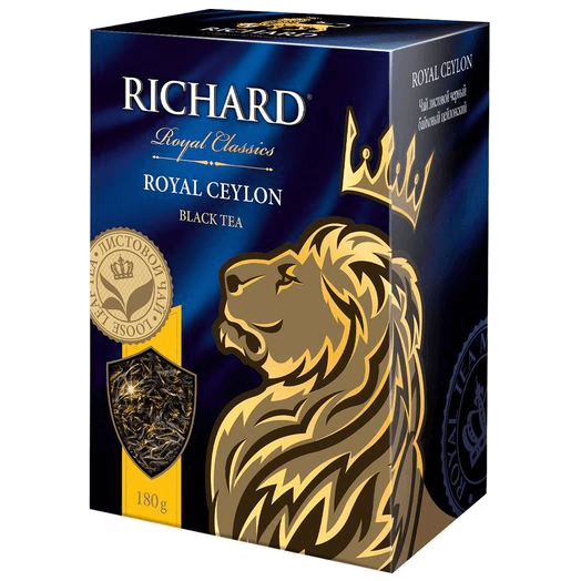 купить Richard Royal Ceylon 180г