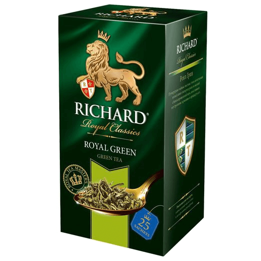 купить Richard Royal Green 25 пак.