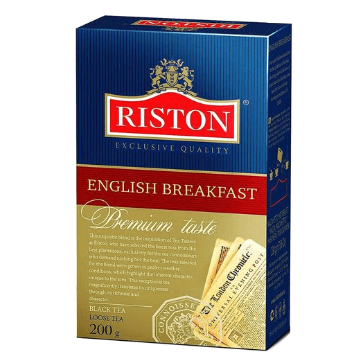 купить Riston English Breakfast 200г