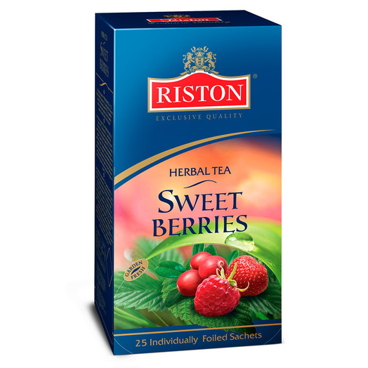 купить Riston Sweet Berries 25 пак.