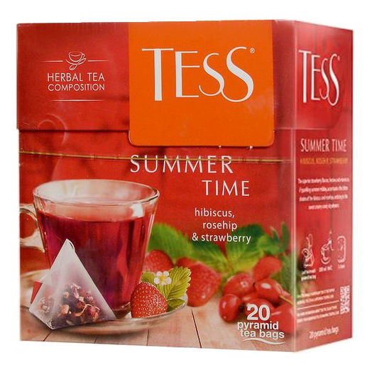 купить Tess Summer Time 20 пак.