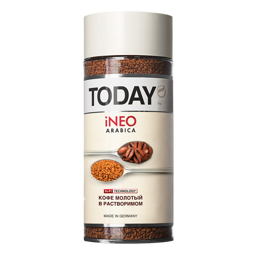 купить Today Ineo Arabica 95г
