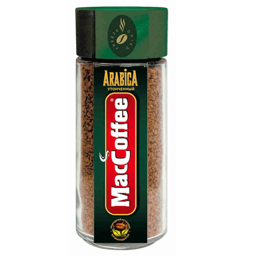 купить MacCoffee Arabica 100
