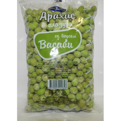 Арахис в глазури со вкусом васаби 1000г