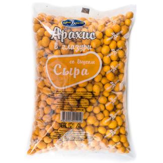 Арахис в глазури со вкусом сыра 1000г