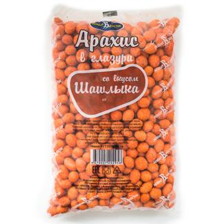 Арахис в глазури со вкусом шашлыка 1000г