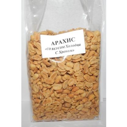 Арахис со вкусом холодца и хрена 1000г