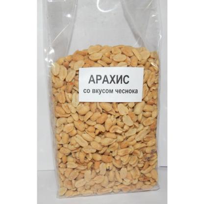 Арахис очищенный со вкусом чеснока 1000г