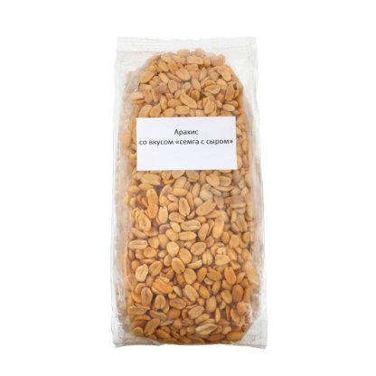 Арахис со вкусом (Семга с сыром)