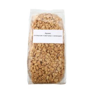 Арахис со вкусом (Сметаны с зеленью)
