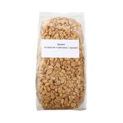 Арахис со вкусом (Сметаны с луком)