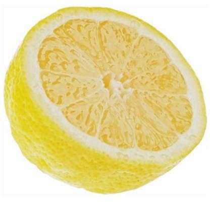 Лимон свежий 500г