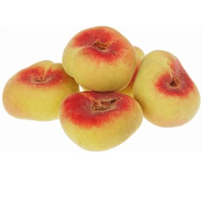 Персик плоский
