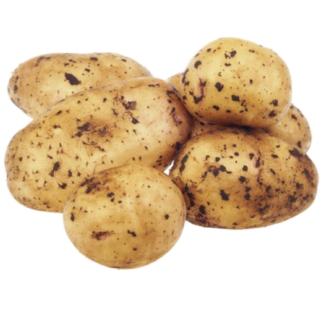 Картофель немытый 2кг