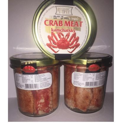 мясо краба 330г