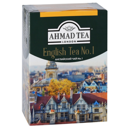 Ahmad English Tea №1 200г