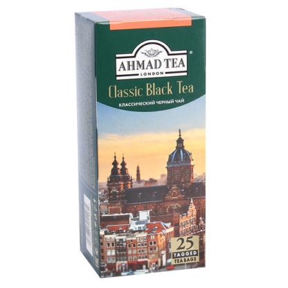 Ahmad Tea Classic 25 пак.
