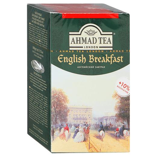Чай Ahmad Tea English Breakfast 100г черный листовой ...