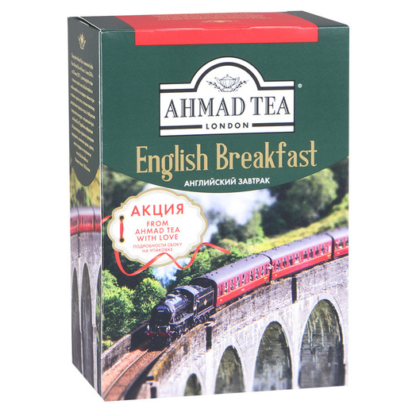 Ahmad Tea English Breakfast 200г