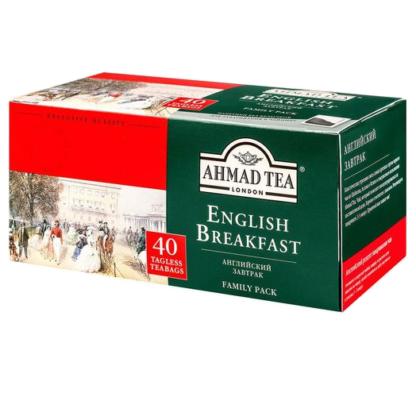 Ahmad Tea English Breakfast 40 пак.