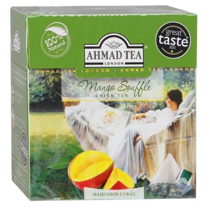 Ahmad Tea Mango Souffle 20 пак.
