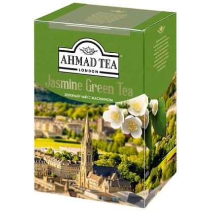 Ahmad tea Jasmine Green tea 200г