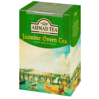 Ahmad tea Jasmine Green tea 90г