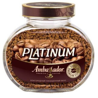 Ambassador Platinum 200г