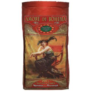 Amore de Bohema черника с малиной 200г