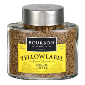 Bourbon Yellow Label 100г